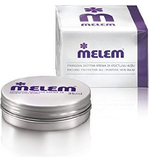 Melem Skin and Lip Balm, 35ml (1.2 oz) - Parthenon Foods