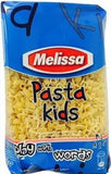 Pasta Kids, Words (Melissa) 500g - Parthenon Foods