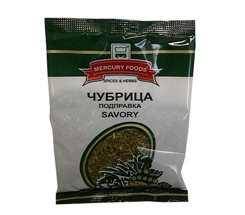 Savory Spice (Mercury Foods) 20 g (0.7 oz) - Parthenon Foods