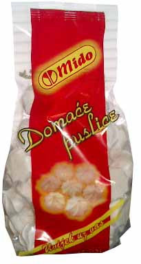 Domace Puslice, Meringue Shells, (200g) 7oz - Parthenon Foods