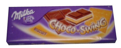 Milka Choco-Swing Biscuit, 100g - Parthenon Foods