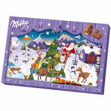 Advents Kalender, Advent Calendar (Milka) 200g - Parthenon Foods