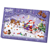 Advents Kalender, Advent Calendar (Milka) 200g - Parthenon Foods  - 1