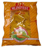 Fine Egg and Carrot Noodles (Mlinotest) 250g - BOX, New Pack - Parthenon Foods