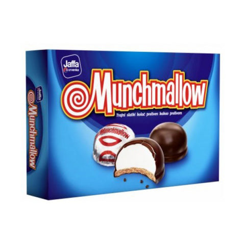 Jaffa Munchmallow Classic, 105g - Parthenon Foods