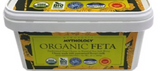 Organic Feta Cheese (Mythology) 28 oz (800g) - Parthenon Foods
