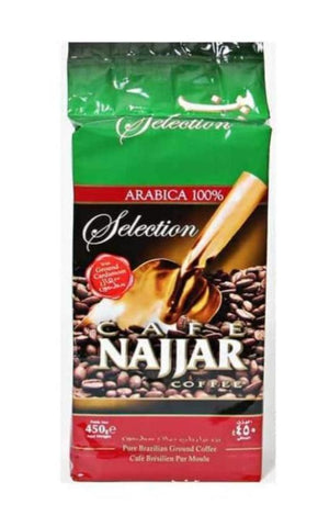 Najjar Coffee, Classic, with Cardamom, 450g - Parthenon Foods