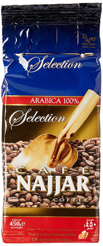 Najjar Coffee, Classic, 450g - Parthenon Foods
