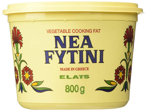 Vegetable Oil Shortening - Nea Fytini, 800g - Parthenon Foods