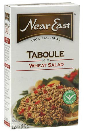 Taboule Mix (Near East) 5.25 oz - Parthenon Foods