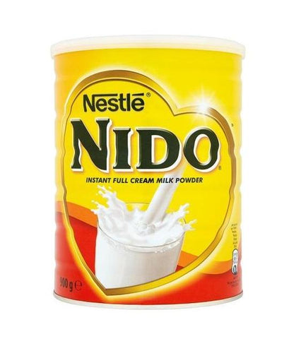 NIDO Instant Full Cream Milk Powder, 900g - Parthenon Foods