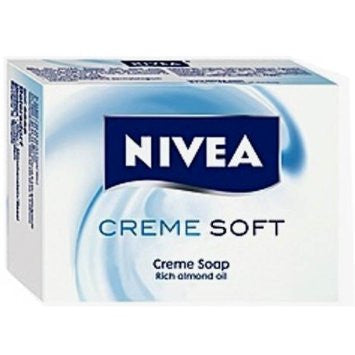 Nivea Creme Seife Bath Soap, Bar 100g - Parthenon Foods