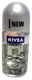 Nivea Silver Protect For Men Roll-On Deodorant, 50ml - Parthenon Foods