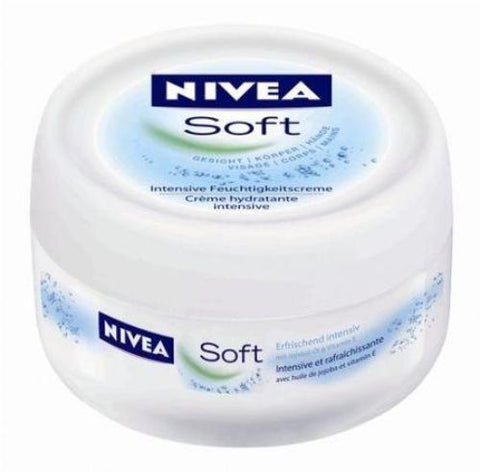 Nivea Soft Intensive Creme, 200ml - Parthenon Foods