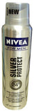 Nivea Spray Deodorant, Silver Protect For Men, 150ml - Parthenon Foods