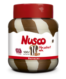 Nusco Milk & Hazelnut Chocolate Spread, 400g - Parthenon Foods