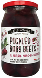 Pickled Baby Beets (Old World) 32 oz - Parthenon Foods