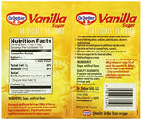 Vanilla Sugar, (Oetker) CASE 12x(6x0.32oz)54g - Parthenon Foods  - 2