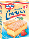 Cremsnit Cake Filling Mix (Oetker) 8 oz (230g) - Parthenon Foods
