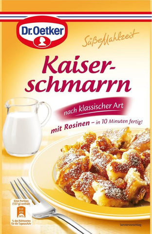 Kaiser-schmarrn Mix, 165g - Parthenon Foods