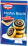 Dr. Oetker Mohn Back - Poppy seed filling, 250g - Parthenon Foods