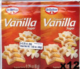 Natural Vanilla Sugar (Oetker) CASE (12 x 48g) - Parthenon Foods