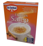 Ekpres Salep (Flavored Instant Powder Drink) 80g - Parthenon Foods
