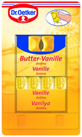 Vanilla-Butter Aroma Flavoring 4pc - Parthenon Foods