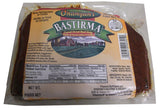 Bastirma-Cured dried beef, WHOLE, approx. 1.4lb - Parthenon Foods