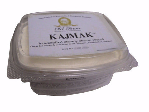 Kaymak Spread 13 oz (Kajmak, whipped cream) - Parthenon Foods