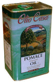 Olio Casa Pomace Compound Oil, 1 gal - Parthenon Foods