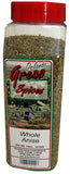 Anise Seeds, Whole (OrlandoGreco) 14 oz - Parthenon Foods