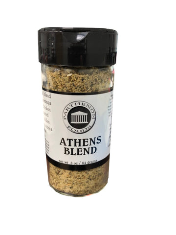 Gourmet Greek Seasoning Athens Blend (Parthenon Foods) 2.5 oz - Parthenon Foods