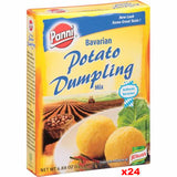 Potato Dumpling Mix (Panni) CASE (24 x 195g) - Parthenon Foods