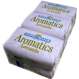 Aromatics Luxary Soap, Lavender, CASE (6 x 125g) - Parthenon Foods