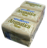 Aromatics Luxary Soap, Tabac, CASE (6 x 125g) - Parthenon Foods