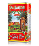 Partanna Extra Virgin Olive Oil, 3 Liters - Parthenon Foods
