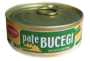 Vegetable Pate, BUCEGI, Soy (4.2oz) 100g - Parthenon Foods