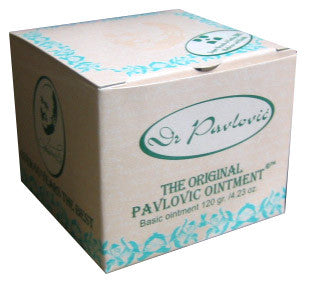 Original Pavlovic Ointment Cream, 100 ml (3.102 oz) - Parthenon Foods