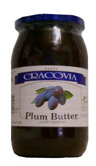 Plum Butter (Cracovia) 36.3oz - Parthenon Foods