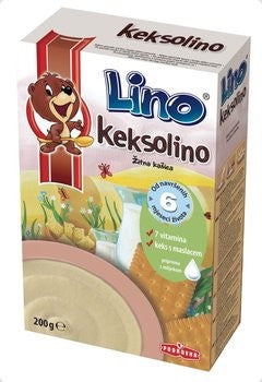 Cereal Flakes with Cake- Keksolino, 7oz - Parthenon Foods