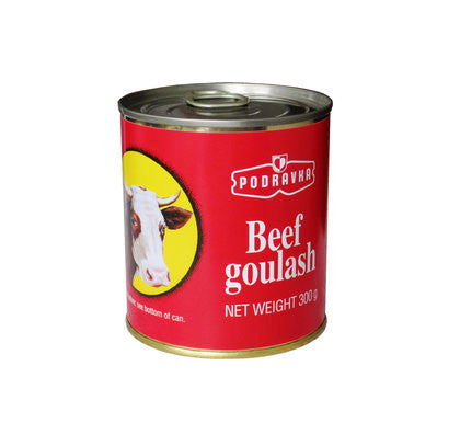 Beef Goulash (podravka) 10.5oz - Parthenon Foods