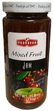 Mixed Fruit Jam (Podravka) 25 oz (710g) - Parthenon Foods