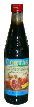 Pomegranate Concentrated Juice - Molasses (cortas)  10fl.oz - Parthenon Foods