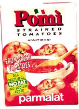 Pomi Strained Tomatoes 750g - Parthenon Foods