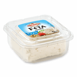 Greek Style Feta Cheese-Fat Free (President) 8oz - Parthenon Foods