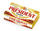 President Imported Unsalted Butter,7oz (199g) - Parthenon Foods