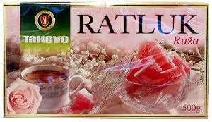 Ratluk Delight Rose, 450g - Parthenon Foods