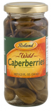 Wild Caperberries (Roland) 8.25 oz - Parthenon Foods