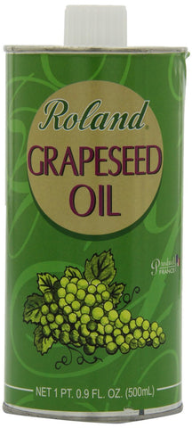 Roland Grapeseed Oil, 16.9 fl oz (500ml) - Parthenon Foods